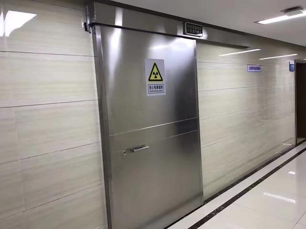 龙马潭射线防护铅门